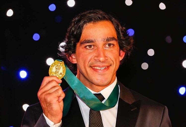 Johnathan Thurston Johnathan Thurston is the greatest rugby league player of all time