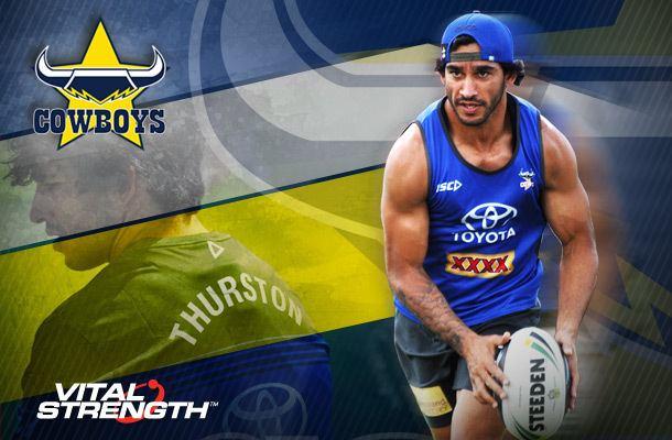 Johnathan Thurston Leg Training For Rugby League with NRL Star Johnathon Thurston