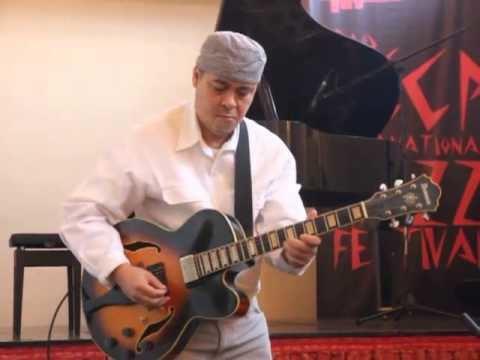 Johnny Alegre Johnny Alegre Trio CCP Jazz fest YouTube