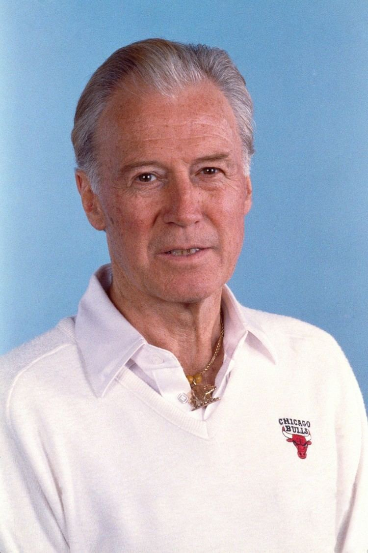 Johnny Bach Johnny Bach Ace of Spades Chicago Bulls History