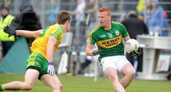 Johnny Buckley (Gaelic footballer) Johnny Buckley Theres not a cynical bone in the Kerry camp