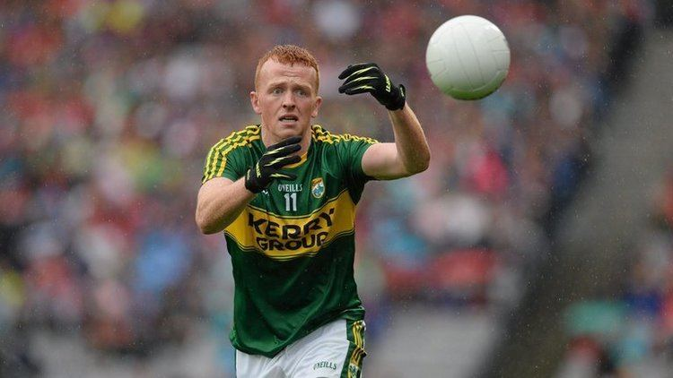Johnny Buckley (Gaelic footballer) Colm Cooper Johnny Buckley and Mike Geaney ruled out of Kerrys