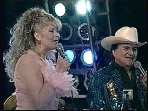 Johnny Canales Elsa Garcia on the Johnny Canales show YouTube