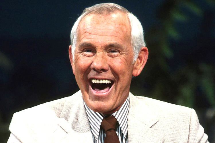 Johnny Carson Inspirational Quote of the Day One About Success from