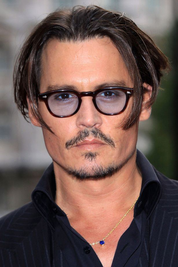 Johnny Depp Johnny Depp Rolling Stone interview quotI39m basically blind