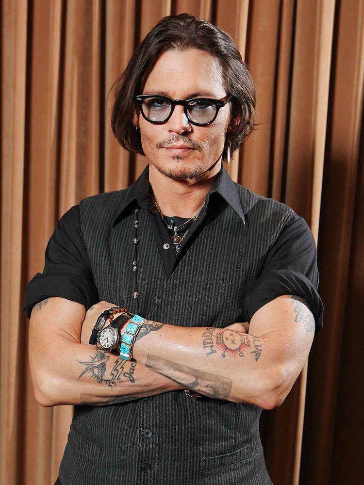 Johnny Depp Celebrity tattoos Johnny Depp