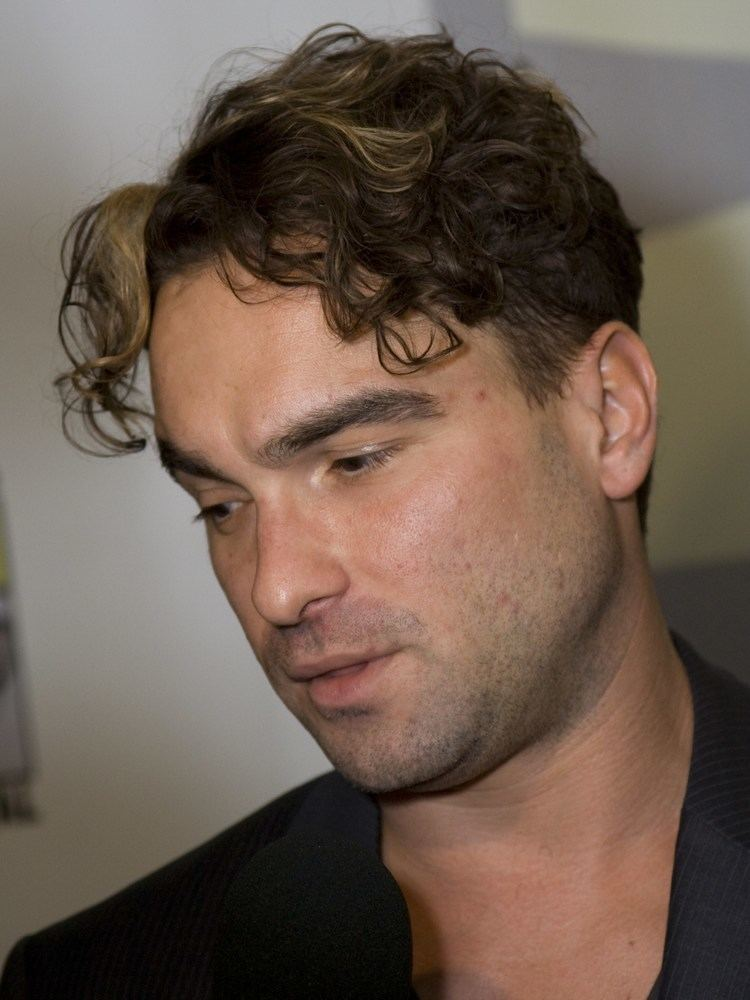 Johnny Galecki Johnny Galecki Wikipedia the free encyclopedia