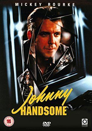 Johnny Handsome Johnny Handsome DVD Amazoncouk Mickey Rourke Ellen Barkin