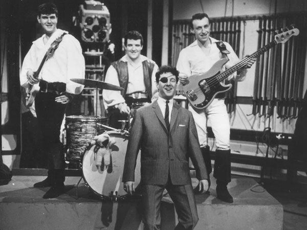 Johnny Kidd & the Pirates December 23 1939 Johnny Kidd Zoomer Radio AM740