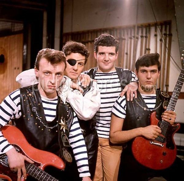 Johnny Kidd & the Pirates Johnny Kidd and the Pirates Pictorial Press Music Film TV