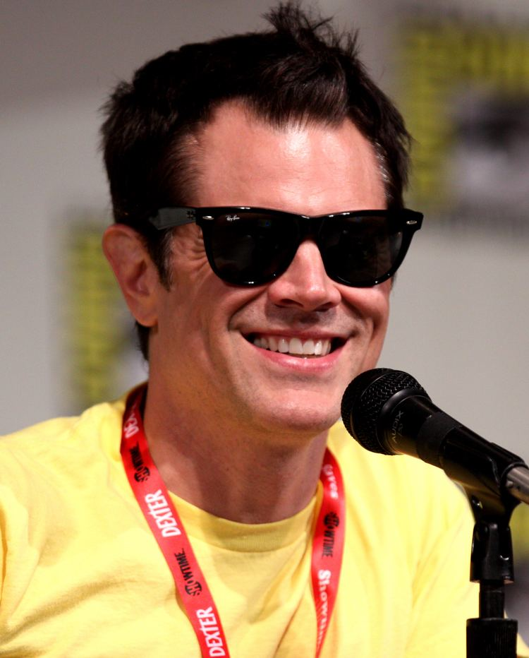 Johnny Knoxville Johnny Knoxville Wikipedia the free encyclopedia