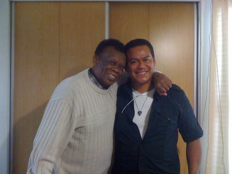 Johnny Laboriel Johnny Laboriel A conversation with a young man from yesterday