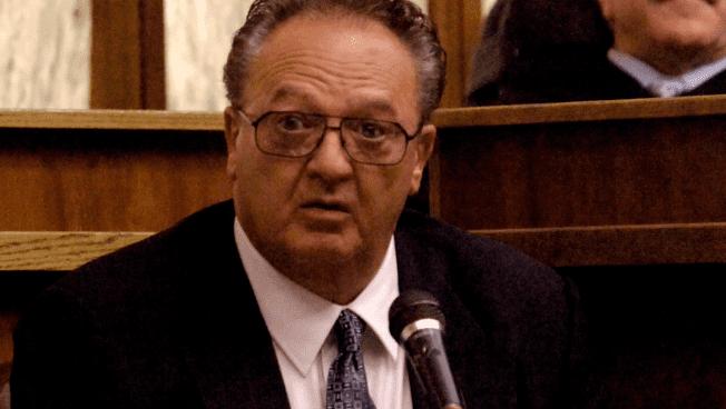 Johnny Martorano The Key Witness Who Is Hitman John Martorano WGBH News
