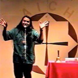 Johnny Moses Moses Storytelling