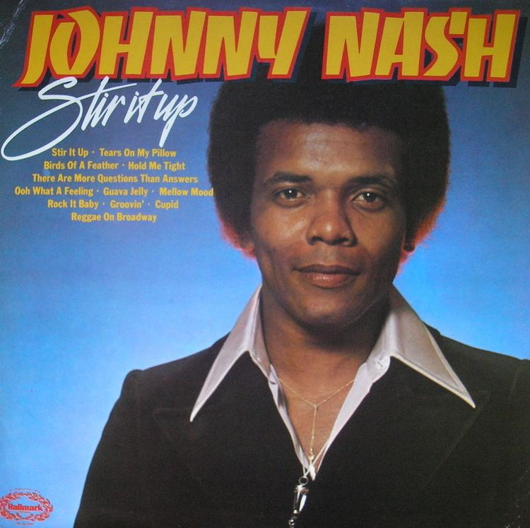 Johnny Nash Johnny Nash Biography Johnny Nash39s Famous Quotes