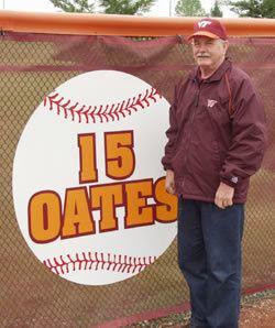 Johnny Oates hokiesportscom