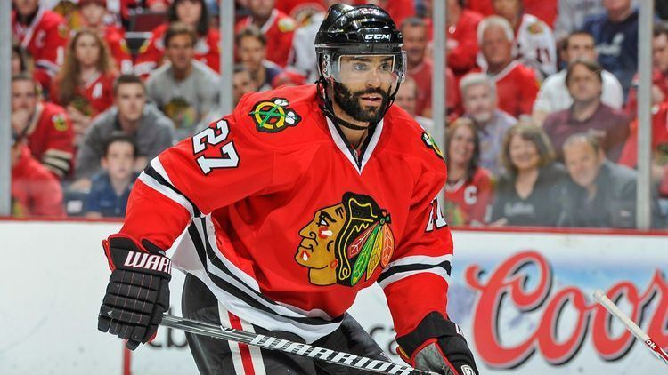 Johnny Oduya Johnny Oduya leaves Chicago Blackhawks to sign with Dallas