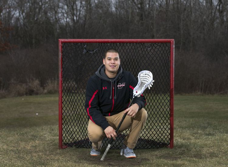Johnny Powless Lacrosse player Johnny Powless received gift of wheels Toronto Star