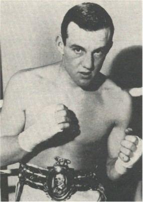 Johnny Pritchett BoxRec Johnny Pritchett