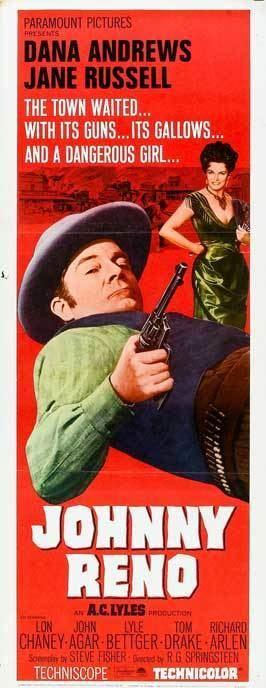 Johnny Reno Johnny Reno Movie Posters From Movie Poster Shop