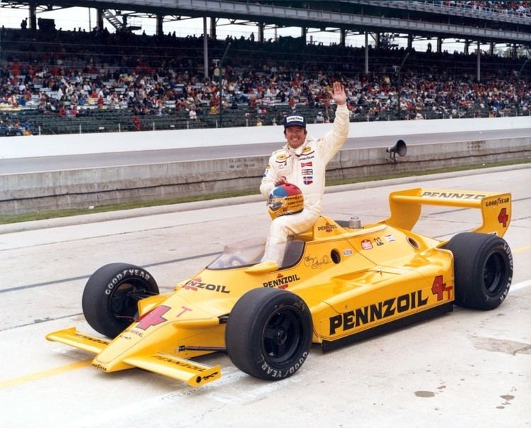 Johnny Rutherford AutoRacing1com Other Racing News and Car Test Page