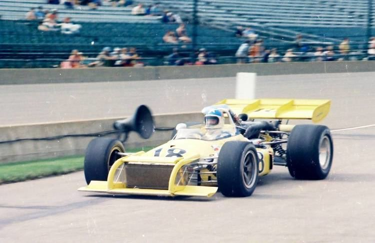 Johnny Rutherford Legends of Indy Legends of Indy quot500 LEGENDSquot INDY CARS