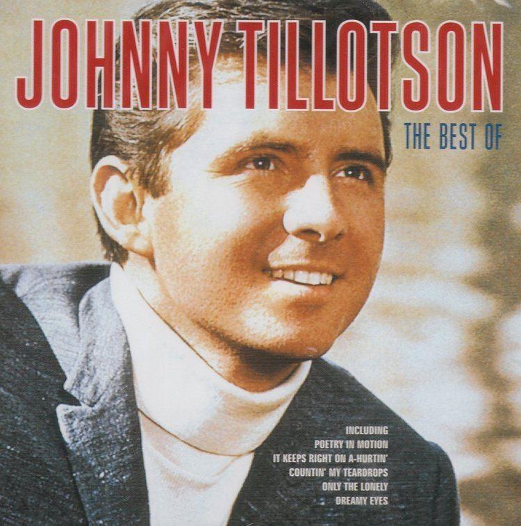 Johnny Tillotson Johnny Tillotson Best of Johnny Tillotson Amazoncom Music