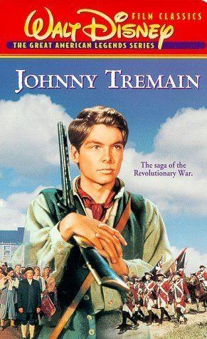 Johnny Tremain (film) Amazoncom Johnny Tremain VHS Hal Stalmaster Luana Patten Jeff