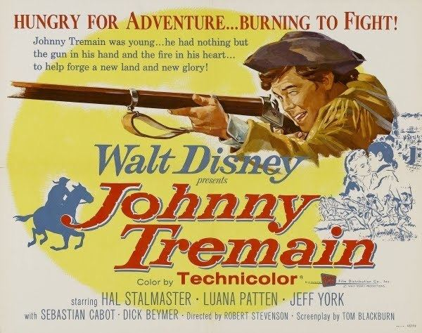 Johnny Tremain (film) Davy Crocketts Almanack of Mystery Adventure and The Wild West