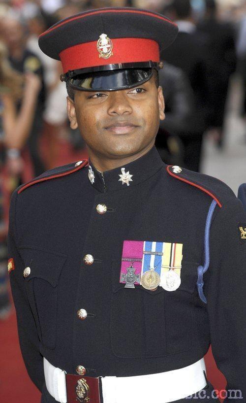 Johnson Beharry Lance Corporal Johnson Beharry VC