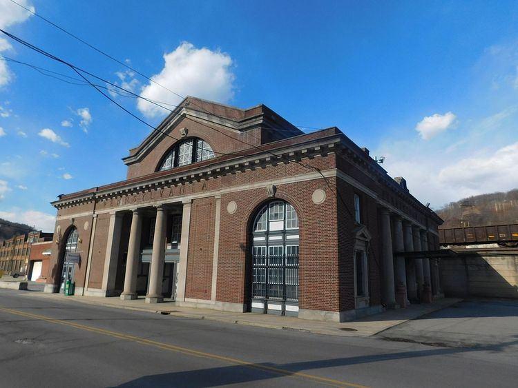 Johnstown station