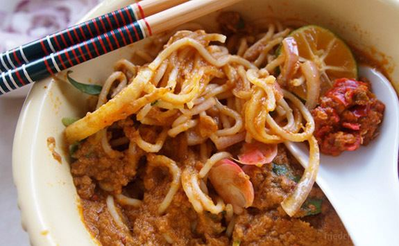 Johor Cuisine of Johor, Popular Food of Johor