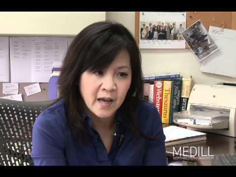 Joie Chen Medill Alumni Joie Chen BSJ82 MSJ83 YouTube