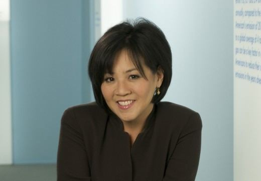 Joie Chen Asian American Journalists Association Joie Chen to