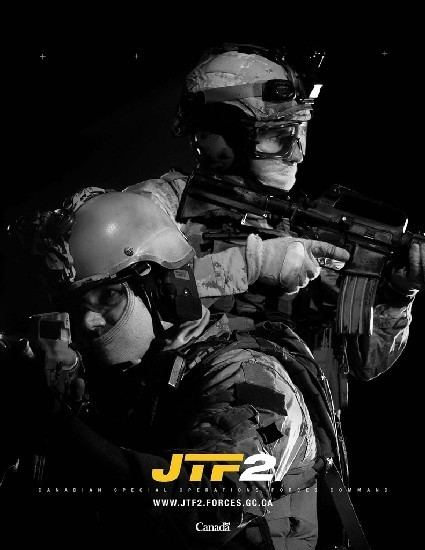 Joint Task Force 2 Joint Task Force 2 JTF 2 DND CAF