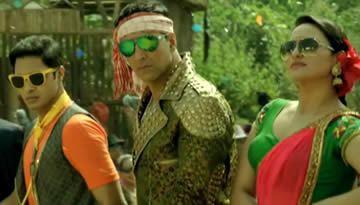JOKER TRAILER 2012 Hindi Film Akshay kumar Sonakshi Sinha