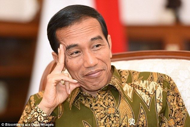 Joko Widodo Joko Widodo39s opposition privately wrote to SUPPORT Bali