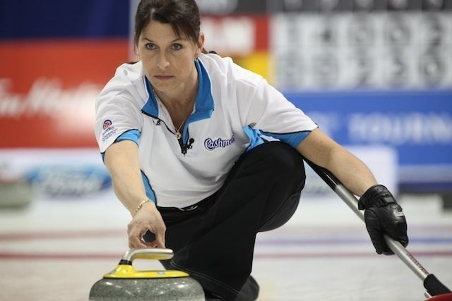 Joëlle Sabourin Featured Curling Athlete Jolle Sabourin Curling Canada