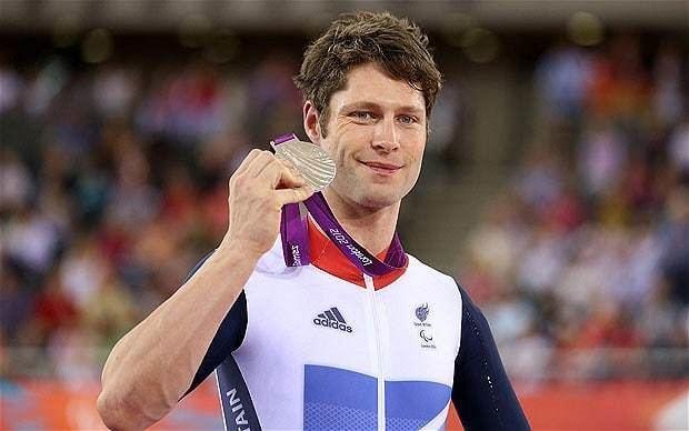 Jon-Allan Butterworth Paralympics 2012 Britain39s JonAllan Butterworth ready to