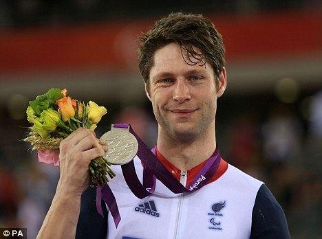 Jon-Allan Butterworth London 2012 Paralympics JonAllan Butterworth wins silver
