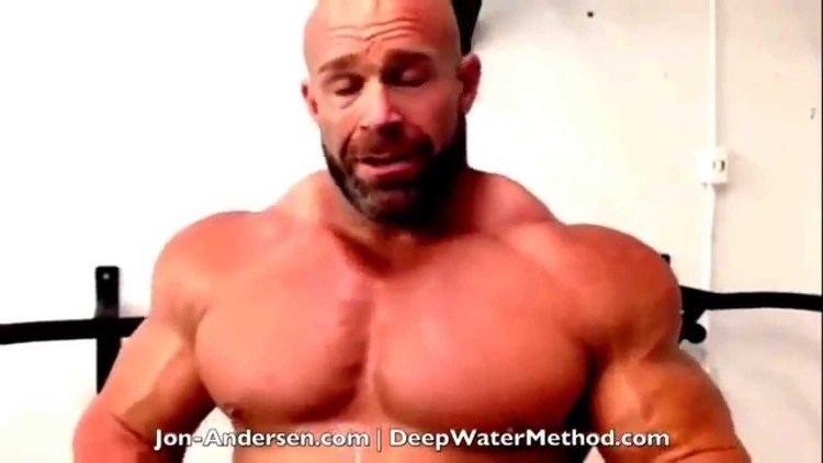 Jon Andersen DeepWater Jon Andersen DeepWater Squat Part 1 YouTube