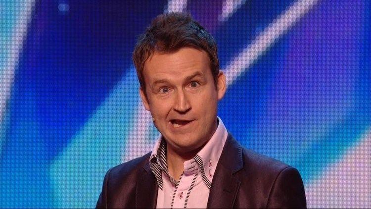 Jon Clegg Britain39s Got Talent S08E05 Jon Clegg Hilarious Comedy