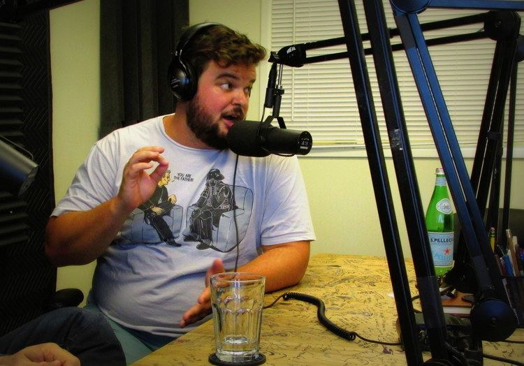 Jon Gabrus Podcast Silence episode 250 of Comedy Bang Bang The Podcast on