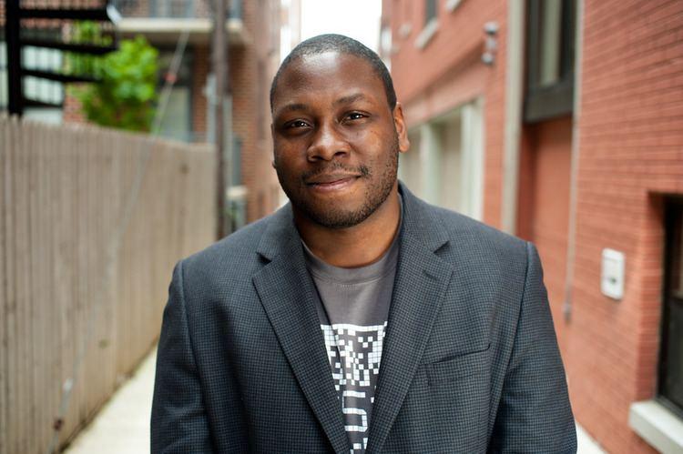 Jon Gosier Jon Gosier named one of the most influential black