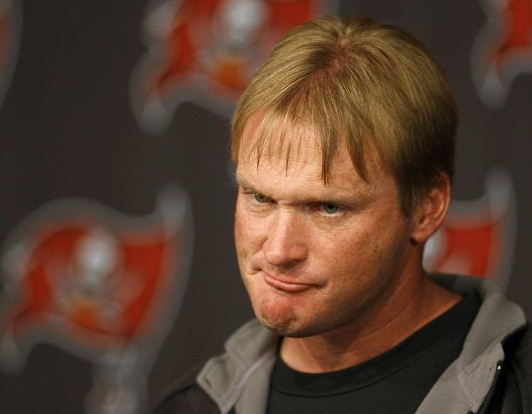 Jon Gruden Oakland Raiders blast Jon Gruden rumors San Jose Mercury