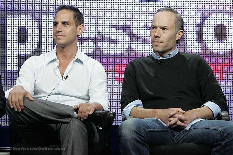 Jon Harmon Feldman No Ordinary Family Executive producerscocreators Greg Berlanti