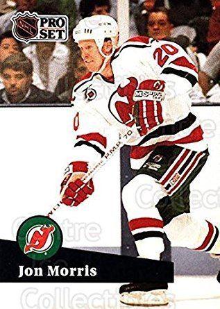 Jon Morris (ice hockey) Amazoncom CI Jon Morris Hockey Card 199192 Pro Set base 424