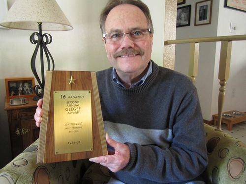 Jon Provost GeeGee Award Winner Jon Provost Gloria Stavers
