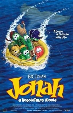 Jonah: A VeggieTales Movie Jonah A VeggieTales Movie Wikipedia