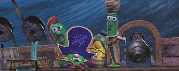 Jonah: A VeggieTales Movie Jonah A VeggieTales Movie Cast Images Behind The Voice Actors